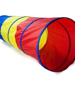 6-feet-Play-Tunnel-Toy-Tent-Child-Kids-Pop-up-Discovery-Tube-Playtent-0