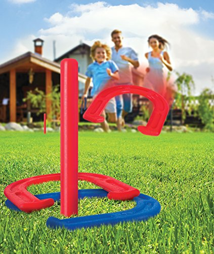 For Kids Family Outside Backyard Lawn Activities Toy Horse Shoe Toss Children Boys Girls Yard Pool Party Games Summer Camp By Perfect Life Ideas 0