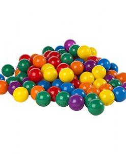 Intex-Fun-Ballz-100-Multi-Colored-3-18-Plastic-Balls-for-Ages-2-0