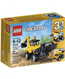 LEGO-Creator-Construction-Vehicles-31041-0