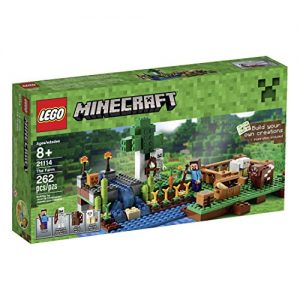 LEGO Minecraft 21114 The Farm Review