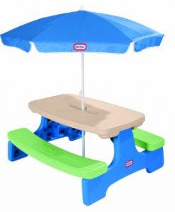 Little-Tikes-Easy-Store-Picnic-Table-with-Umbrella-0