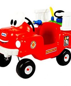 Little-Tikes-Spray-and-Rescue-Fire-Truck-0
