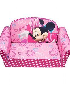 Marshmallow-Furniture-Minnies-Bow-Tique-Flip-Open-Sofa-0