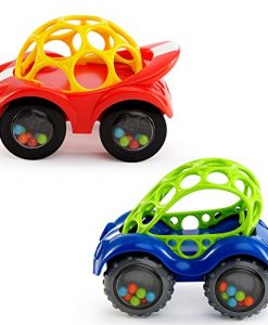 O-Ball-Rattle-and-Roll-Car-Assorted-Colors-Styles-0