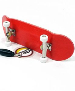 P-Rep-Red-Complete-Wooden-Fingerboard-with-Basic-Bearing-Wheels-Starter-Edition-0
