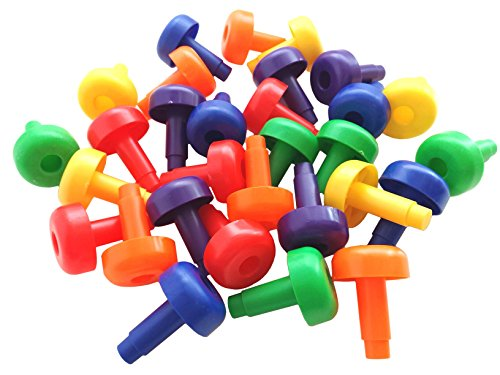 Baby Peg Toys : Peg board set montessori occupational therapy fine motor