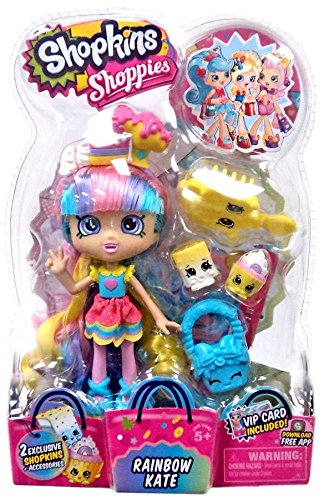 Shopkins Shoppies Season 2 Rainbow Kate Doll