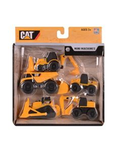 Toy-State-Caterpillar-Construction-Mini-Machine-5-Pack-Styles-May-Vary-0