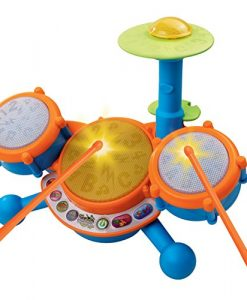 VTech-KidiBeats-Kids-Drum-Set-0