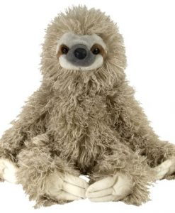Wild-Republic-Cuddlekin-Three-Toed-Sloth-12-Plush-0