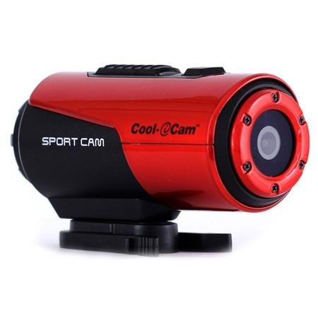 Ion Cool Icam S3000 Waterproof Action Camcorder With 720p Hd Video