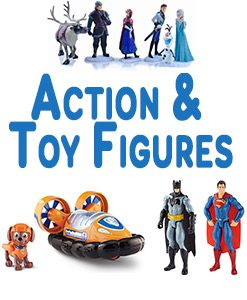 Action And Toy Figures