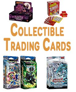 Collectible Trading Cards And Accessories