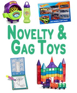 Novelty And Gag Toys