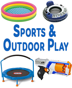 Sports And Outdoor Play