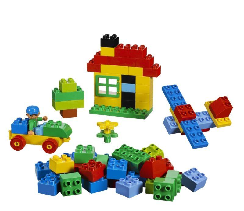Lego Duplo Building Set