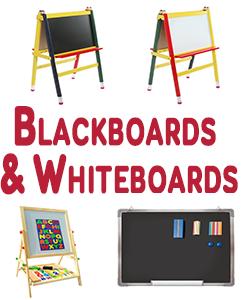 Blackboards & Whiteboards