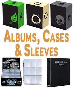 Albums, Cases And Sleeves