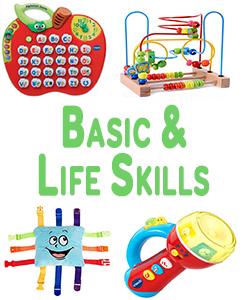 Basic And Life Skills Toys