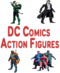 DC Comics Action Figures