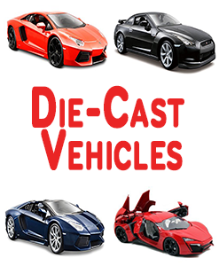 Die-Cast Vehicles