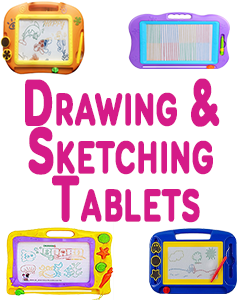 Drawing & Sketching Tablets