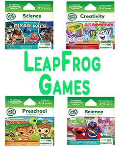 LeapFrog Games