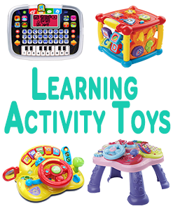 Learning Activity Toys