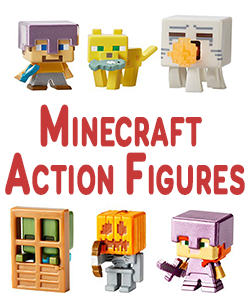 Minecraft Action Figures