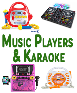Music Players And Karaoke