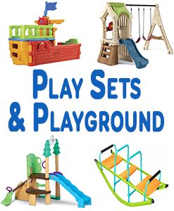 Play Sets And Playground Equipment