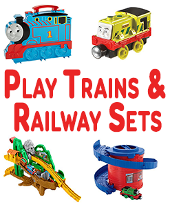 Play Trains And Railway Sets