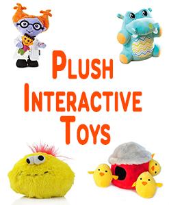 Plush Interactive Toys