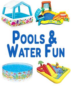 Pools And Water Fun