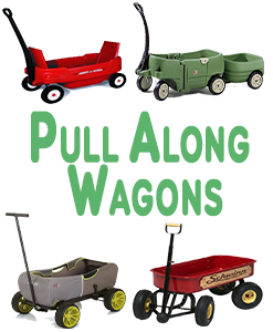 Pull-Along Wagons