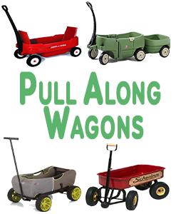 Pull-Along Wagons