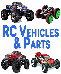 RC Vehicles And Parts