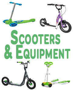 Scooters And Equipment