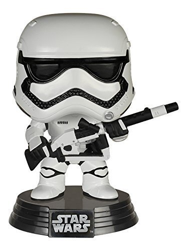 Funko Pop Star Wars Heavy Artillery First Order Stormtrooper Review
