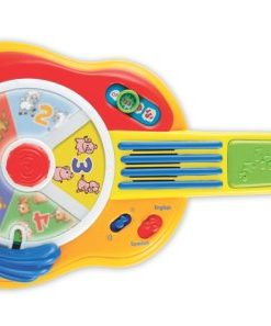 LeapFrog Learn & Groove Animal Sounds Guitar