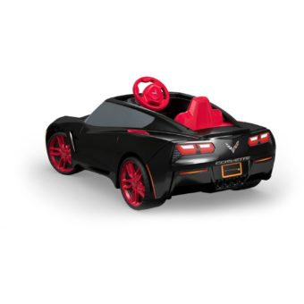Power Wheels Corvette Stingray for Kids Ride-On