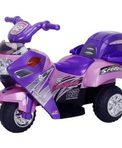 Super Power 6V Battery Powered Motorcycle