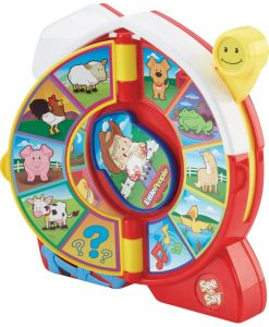 Fisher Price See N Say Farmer Says Toy Review