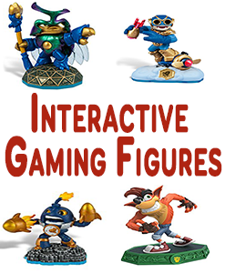 Interactive Gaming Figures