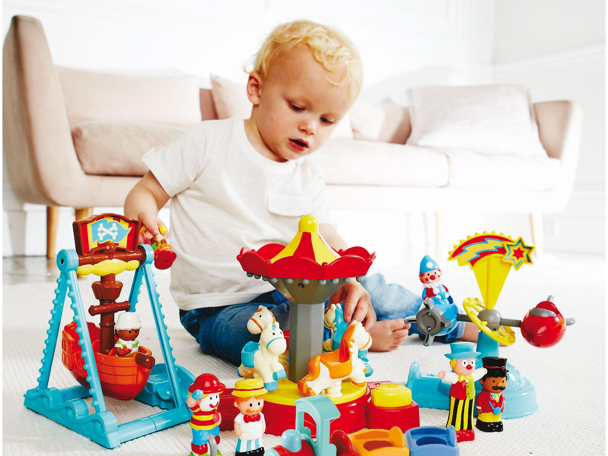 Christmas 2017 Toddler Gift and Toys Buying Guide