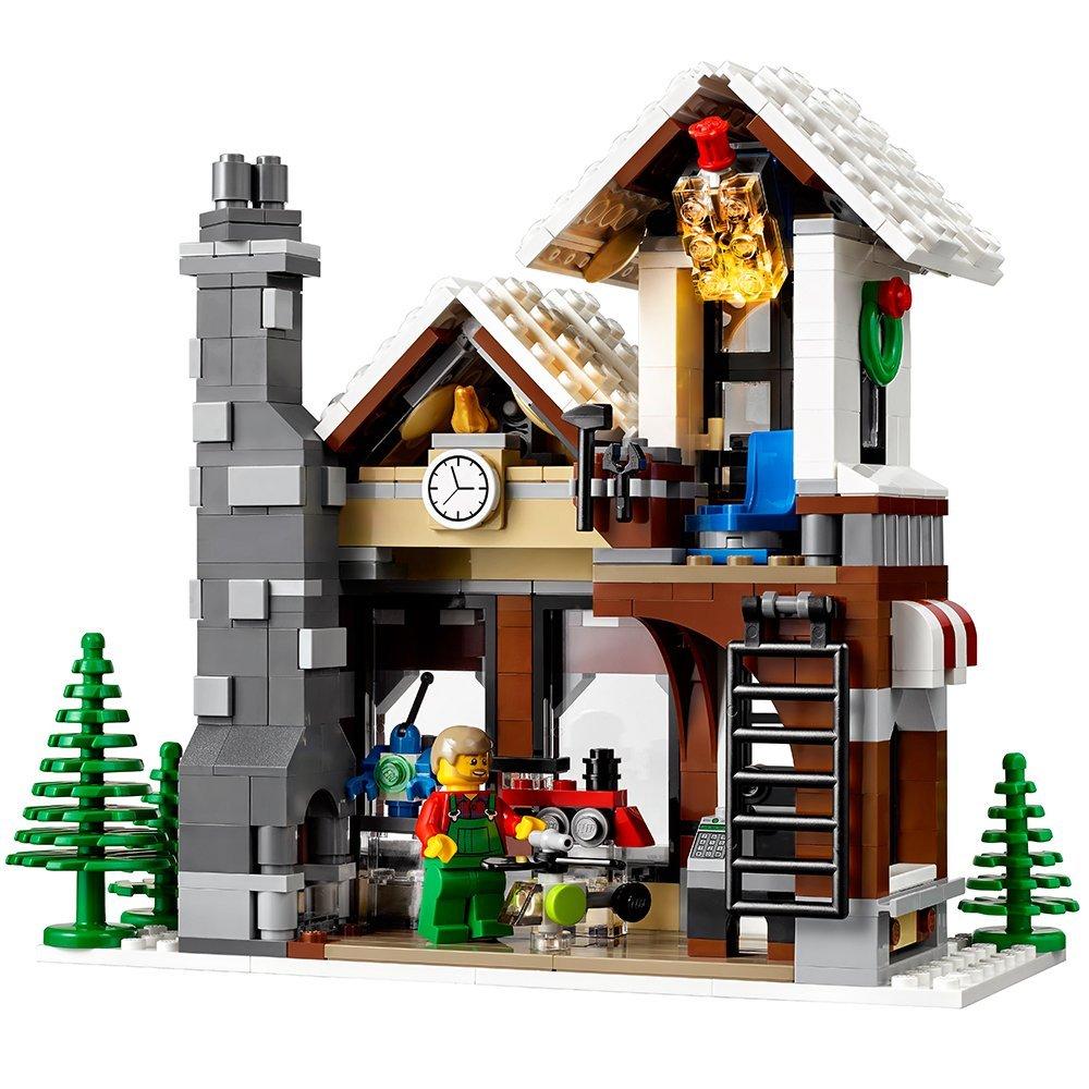 lego creator expert winter toy shop best christmas lego sets. Black Bedroom Furniture Sets. Home Design Ideas